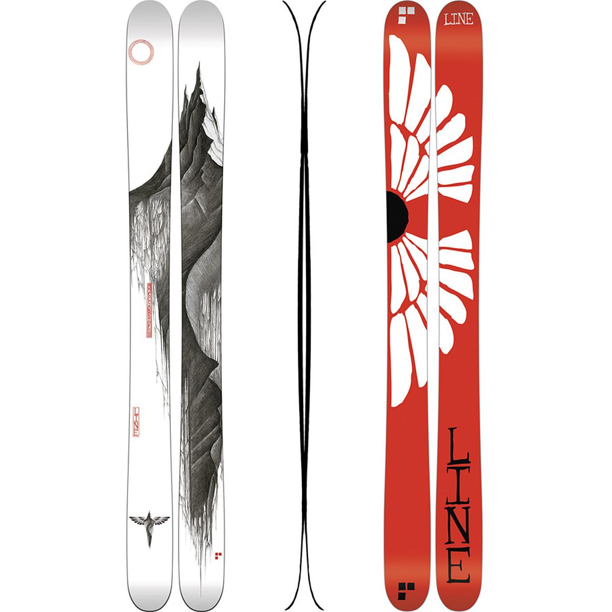 Line Skis Mr. Pollard's Opus Ski