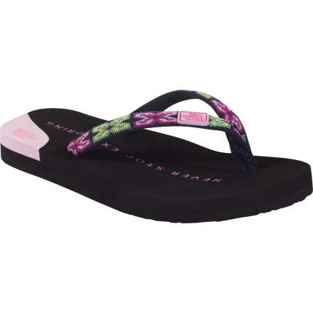 photo: The North Face Girls' Ava Sandal flip-flop