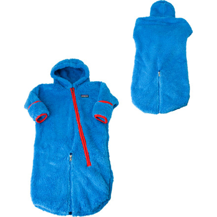 Patagonia Infant Synchilla Hi-Plush Bunting