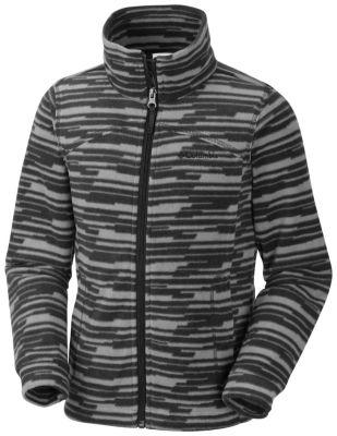 photo: Columbia TechMatic Printed Fleece fleece jacket