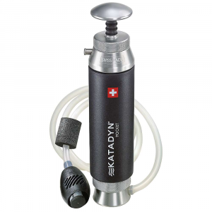 photo: Katadyn Pocket pump/gravity water filter