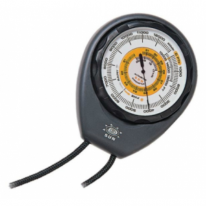photo: Sun Company Altimeter 203 handheld altimeter