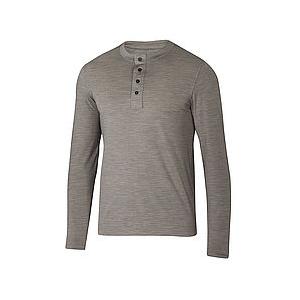 Ibex Odyssey Henley Shirt