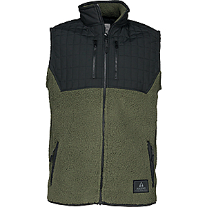 photo: Ascend Pathfinder Vest fleece vest