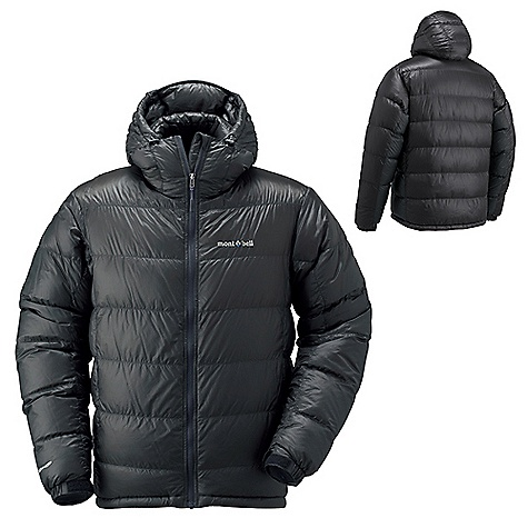 photo: MontBell Mirage Parka down insulated jacket
