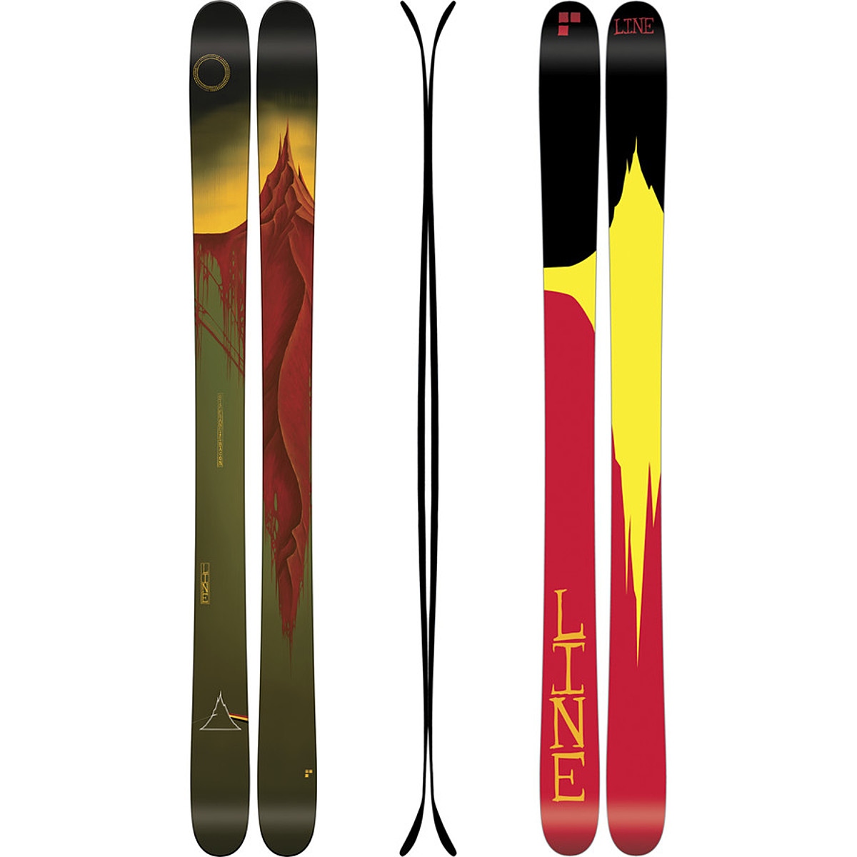 Line Skis Sir Francis Bacon Ski