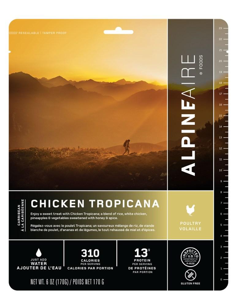 AlpineAire Foods Chicken Tropicana