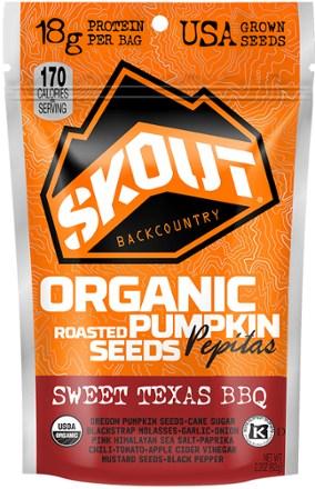 Skout Organic Roasted Pumpkin Seeds