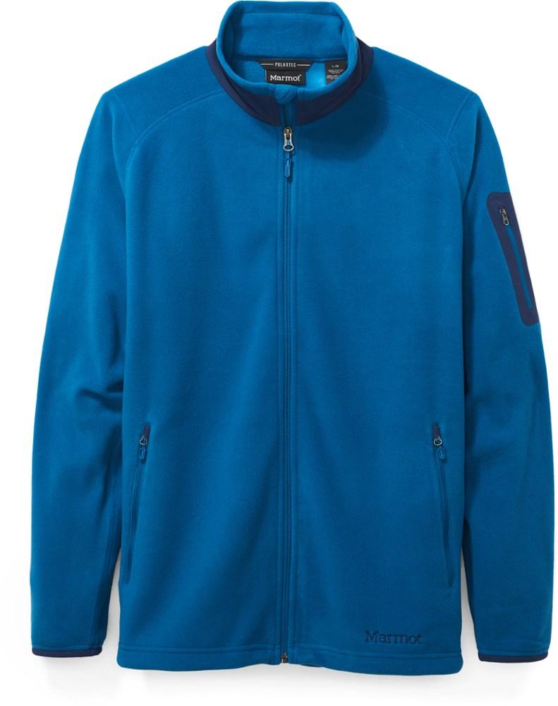 photo: Marmot Men's Reactor Jacket fleece jacket