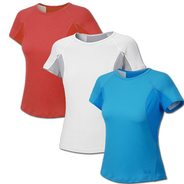 photo: Mountain Hardwear Aliso T-Shirt short sleeve performance top