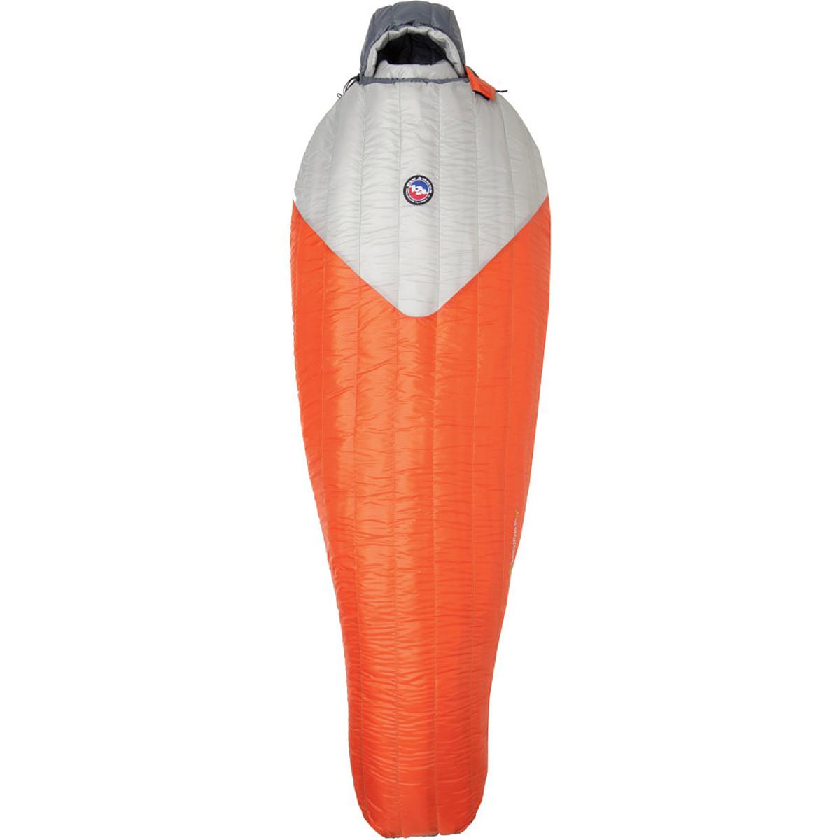 photo: Big Agnes Shoestring SL 3-season synthetic sleeping bag