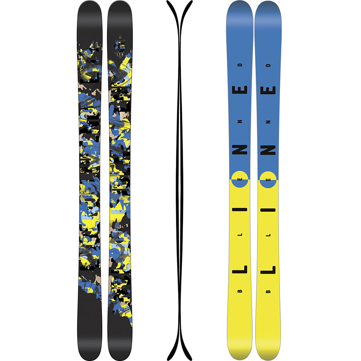 photo: Line Skis Blend Ski alpine touring/telemark ski