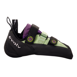 photo: evolv Shaman LV climbing shoe