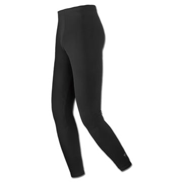 photo: Mountain Hardwear Men's Micro Power Stretch Tight fleece pant