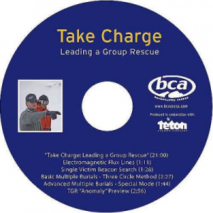 Backcountry Access Take Charge: Leading a Group Rescue DVD