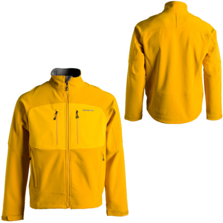 photo: Patagonia Talus Jacket soft shell jacket