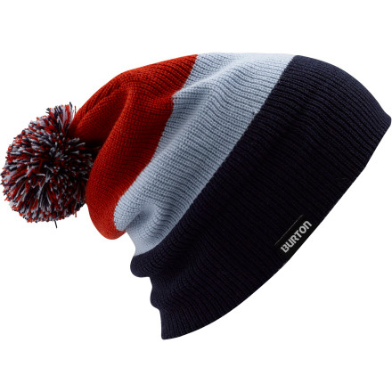 photo: Burton Trifecta Beanie winter hat