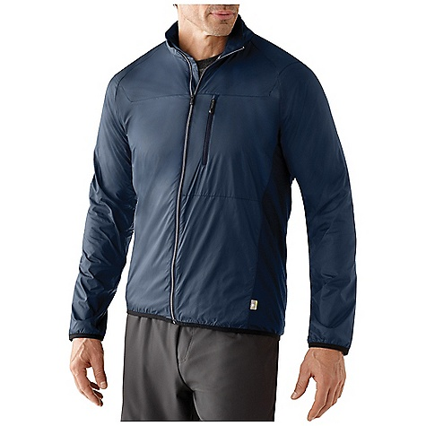 photo: Smartwool PhD Teller Jacket wind shirt