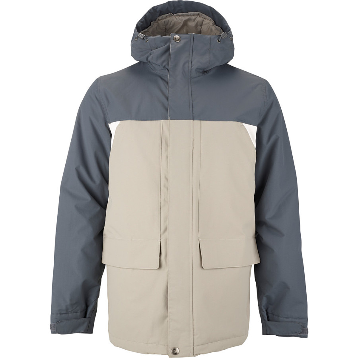 Burton The White Collection Headliner Insulated Jacket