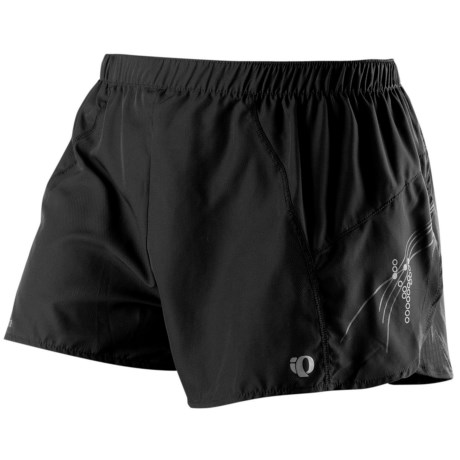 photo: Pearl Izumi Infinity Split Short active short
