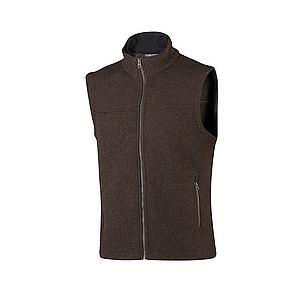 photo: Ibex Arlberg Vest wool vest