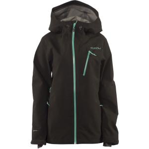 photo: Flylow Gear Vixen Coat soft shell jacket