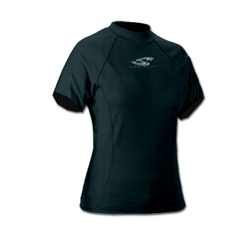 photo: Stohlquist P2 Short Sleeve Rashguard short sleeve rashguard