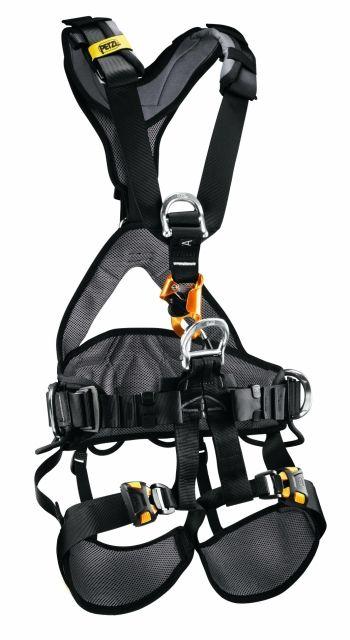 photo: Petzl Avao Bod Croll Fast full-body harness
