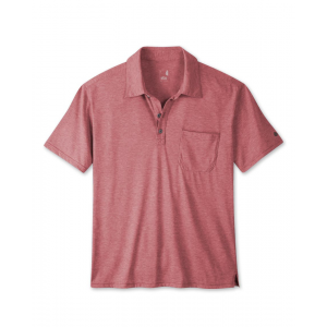 photo: Stio Divide Polo short sleeve performance top