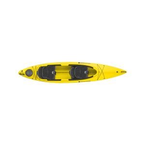 photo: Wilderness Systems Pamlico 135T Tandem touring kayak