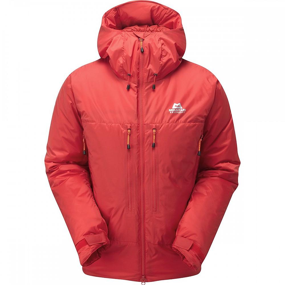 photo: Mountain Equipment Citadel Jacket synthetic insulated jacket